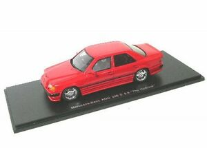 Mercedes-Benz AMG 300 E 5.6 The Hammer (Red)