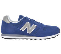 New Balance Classics Men's Sneakers 373 Blue Shoes Casual Trainers ml373blu