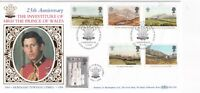 1 MARCH 1994 PRINCE OF WALES BENHAM BLCS 92 FIRST DAY COVER SHS (q)