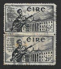 IRELAND = 1941 25th Anniv. Easter Rising, 21/2P . Fine Used SG128.(EX)