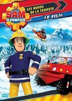 Sam le Pompier - Le film : Les heros de la tempete // DVD NEUF