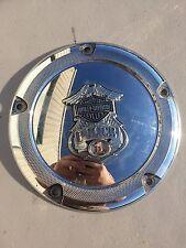 Harley Davidson Police Badge Derby Clutch Cover