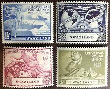 Swaziland 1949 UPU MNH