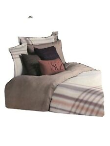 """New In Package Beekman 1802 LOCKPORT - Tawny Queen Sham 20""""x30"""" ~ Multi Colors"""