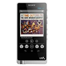 Sony Nw-Zx1 Hi-Res Walkman 128Gb Installed Android Silver Fast Ship Japan Ems