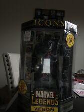 "Marvel legends Icons Venom Masked New In Box 12"""