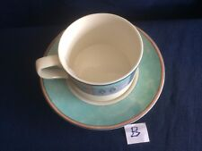 Royal Doulton Everyday Trailfinder tea cup & saucer (second-rough glaze) B