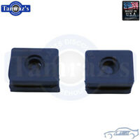 for 49-55 Chevy Pontiac Rubber Gas Lid Door Bumpers Soffseal USA Made