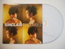 SINCLAIR : ENSEMBLE (radio edit) [ CD SINGLE ]