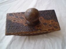 Antique Ottoman Wooden Blotters