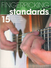 Fingerpicking Standards. Sheet Music for Guitar Tab, New,  Book