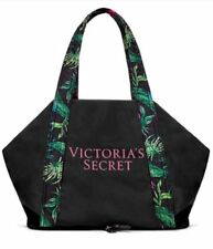 VICTORIA'S SECRET LIMITED EDITION TROPICAL PACKABLE WEEKENDER TOTE BAG NWT