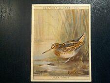 J. PLAYER. 1928,   GAME  BIRDS  &  WILD  FOWL   ONE ODD CARD . No 22.