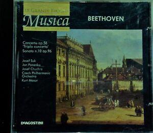 CD-GRANDI EPOCHE DELLA MUSICA-BEETHOVEN-DeAGOSTINI-1992