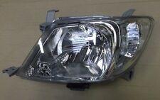 New Front Head Lamp Light L/H For Toyota Hilux 2.5TD/3.0TD MK6 R/H/D (08/2008+)