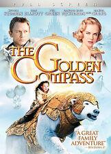 The Golden Compass (DVD, 2008, Full Frame) Nicole Kidman Sam Elliott NEW!