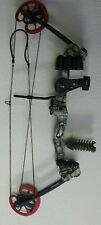 Barnett Hunter Xtreme Right Handed Compound Bow Mossy Oak TruGlo Apex W/New Case