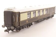 Hornby R4150 Pullman 3rd Class Brake Car Coach 65 & Lights White Roof NJ