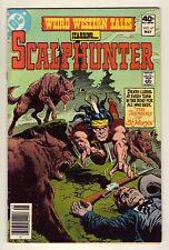 Weird Western Tales #67 - May 1980 DC - Scalphunter - Fine (6.0)