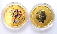 Goldmünze Lunar Monkey King 1/10 oz 999 Gold 2016 Perth Mint Farbe Colorierung