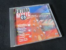 V.A. Futura Music CD 2 HOLOPHONIC EFFECTS GROOVES SAMPLING AKAI S3 2000 LANDOLA