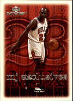 1999-00 Upper Deck MVP Basketball #207 Michael Jordan Chicago Bulls