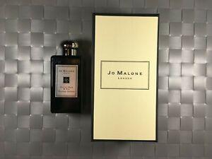 Jo Malone Velvet Rose & Oud Cologne Intense 3.4OZ. New with Box