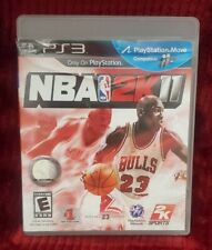 NBA 2K11 (PlayStation 3, 2010)