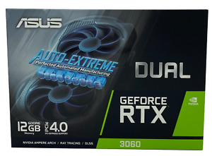 ASUS GeForce Dual RTX 3060 12G 12GB (90YV0GB3-M0NA00)