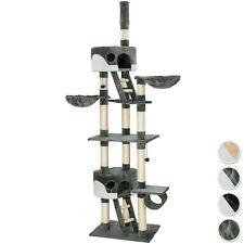 Arbre à chat griffoir grattoir jouet animaux douillet geant 240-260cm