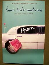 Prom by Laurie Halse Anderson (2006, Paperback)