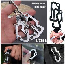 Schlüsselkette Clip Quickdraw Keychain Schnabel aufhängen Karabiner von EDC