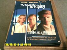 The Talented Mr Ripley (matt damon, gwyneth paltrow) Movie Poster A2