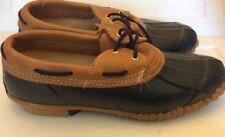 Badger Rubber Rain/Boat Duck Shoes Size 9