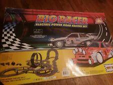Big Racer Electric Power Road Racing Set
