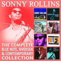 Sonny Rollins : The Complete Blue Note, Riverside & Contemporary Collection CD