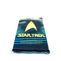 Star Trek The Card Game Boosters Sealed Pack (15 Cards In Each Pack)