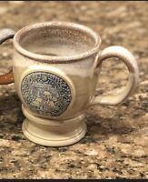 New Bones Coffee Company Eggnog Mug Christmas Vacation Holiday Like Death Wish