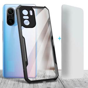 Für Poco Xiaomi Mi 11i (5G) Hülle Outdoor Case Cover Tasche Bumper & Displayglas