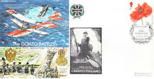 GW24 The Isonzo Battles WWI Great War RAF flown cover 2016 Centenary WWI
