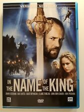 In the Name of the King (Azione 2008) DVD + Blu-Ray film Uwe Boll Jason Statham