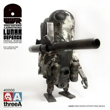 ThreeA WWR ARMSTRONG LUNAR DEFENCE 1/6 Ashley Wood 3A Designer Action Figure