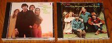 THE MAMAS & THE PAPAS CREEQUE ALLEY/THE HISTORY ORIGINAL DOUBLE CD SET