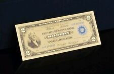 "<MINT GEM> 1918 ""GOLD"" $2 DOLLAR Rep.*Banknote~STUNNING TOUCHABLE COLOR DETAIL!"