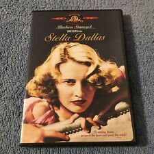 Stella Dallas (DVD, 2005, Full Screen)