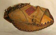 Vintage Johnny Walker Baseball Glove Mitt Pro Model B-22 Left handed glove