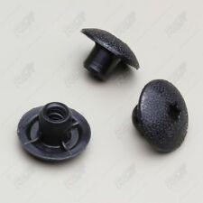 10x PARAURTI POSTERIORE clip di fissaggio per OPEL CORSA C MERIVA A VECTRA B Ø 9 mm
