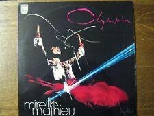 MIREILLE MATHIEU 33 TOURS FRANCE OLYMPIA