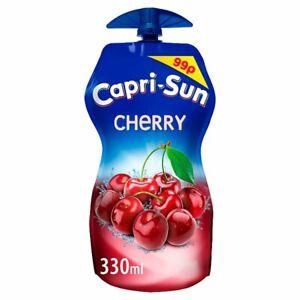 Capri-Sun Cherry 15 x 330ml Price Marked 99p Lunch Box Cafe