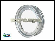 """Vespa Felge 2.10 10"""" Zoll 3.50-10 3.00-10 PK 50 80 125 S XL XL2 T5 silber grau"""